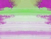 Pintura del arte abstracto en la madera imagen de archivo