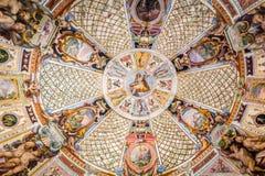 Pintura del fresco Imagen de archivo