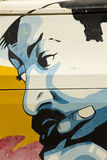 Pintura do cantor famoso Benny mais Imagem de Stock
