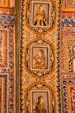 Pintura do fresco Imagens de Stock