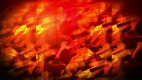 Pintura do Grunge video estoque