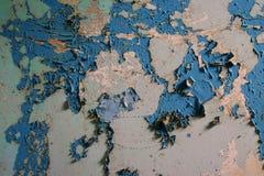 Pintura do mapa de mundos Fotos de Stock Royalty Free