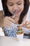 Pintura do ovo de Easter Imagem de Stock Royalty Free