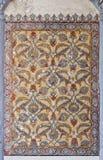 Pintura do painel de Hagia Irene Decorative fotografia de stock