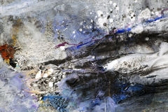 Pintura e cor do tráfego ilustração do vetor
