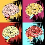 Pintura en el estilo de Andy Warhol libre illustration