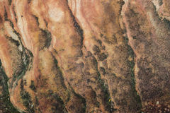 Pintura en el fondo de la pared Imagenes de archivo