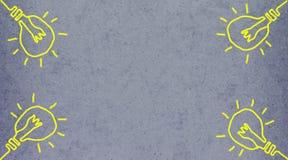 Pintura fácil da escova no fundo cinzento imagem de stock royalty free