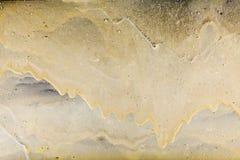Pintura grunged sumário imagens de stock