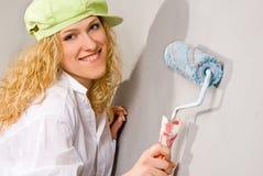 Pintura Home Imagens de Stock