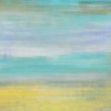 Pintura a óleo abstrata Foto de Stock