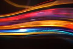 Pintura ligera abstracta imagen de archivo