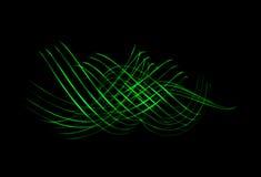 Pintura ligera en verde fotos de archivo libres de regalías