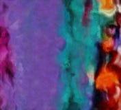 Pintura a mano de textura del grunge Ciérrese encima de modelo del fondo Plantilla creativa común para los productos inusuales de ilustración del vector