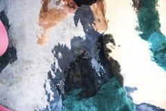 Pintura/mesa del extracto/fondo abstractos del extracto Foto de archivo