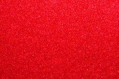 Pintura metálica roja Imagenes de archivo