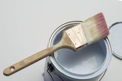 Pintura mojada Foto de archivo