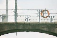 Pintura na água Fotos de Stock Royalty Free