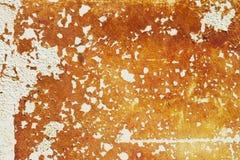 Pintura rachada Imagem de Stock Royalty Free