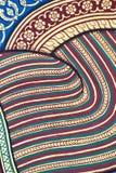 Pintura tailandesa tradicional del arte del estilo de la vendimia Foto de archivo
