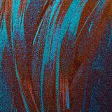 Pintura tirada mão Fundo abstrato de brilho dos cursos da escova do vintage Bom para: cartaz, cartões, decoração imagens de stock royalty free