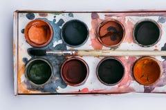 Pintura velha Foto de Stock