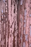 Pintura velha na madeira fotografia de stock royalty free