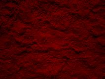 Pintura vermelha textured Foto de Stock