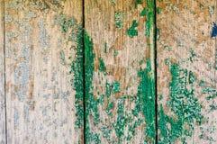 Pintura vieja en la pared Fotos de archivo