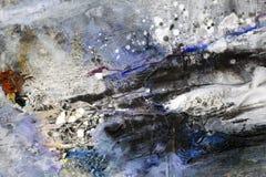 Pintura y color del tráfico Imagen de archivo