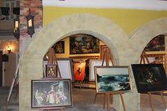 pinturas fotografía de archivo libre de regalías