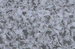 Pinturas abstractas en superficie helada del río Imágenes de archivo libres de regalías