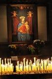 Pinturas en Duomo Imagenes de archivo