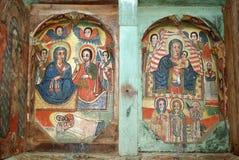 Pinturas, Etiópia Fotos de Stock Royalty Free