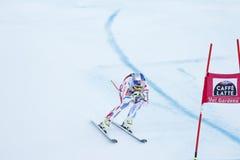 PINTURAULT Alexis in FIS alpiner Ski World Cup - 3. MÄNNER SUPER- Stockfotografie