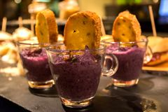 Pintxos in Bilbao, Spain stock photography