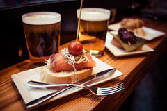 Pintxos Royalty Free Stock Image