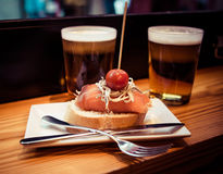 Pintxos Royalty Free Stock Photo