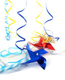 pinwheel κορδέλλα Στοκ Φωτογραφίες