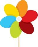 pinwheel Obrazy Royalty Free