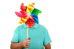Pinwheel Royalty Free Stock Photos