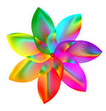 Pinwheel. From vector , eps available Royalty Free Stock Images