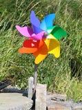 Pinwheel. Colorful pinwheel Royalty Free Stock Image