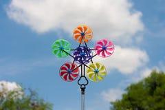 pinwheel Royaltyfria Foton