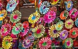 pinwheel Royalty-vrije Stock Afbeeldingen