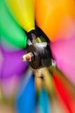 pinwheel Stockfoto