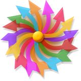 Pinwheel Stock Photos