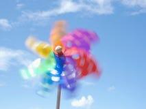 pinwheel Imagen de archivo libre de regalías