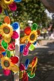 pinwheel Fotografía de archivo