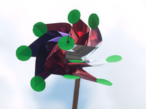 pinwheel Lizenzfreies Stockfoto